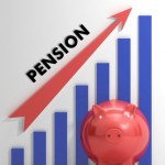 pension chart from online accountants